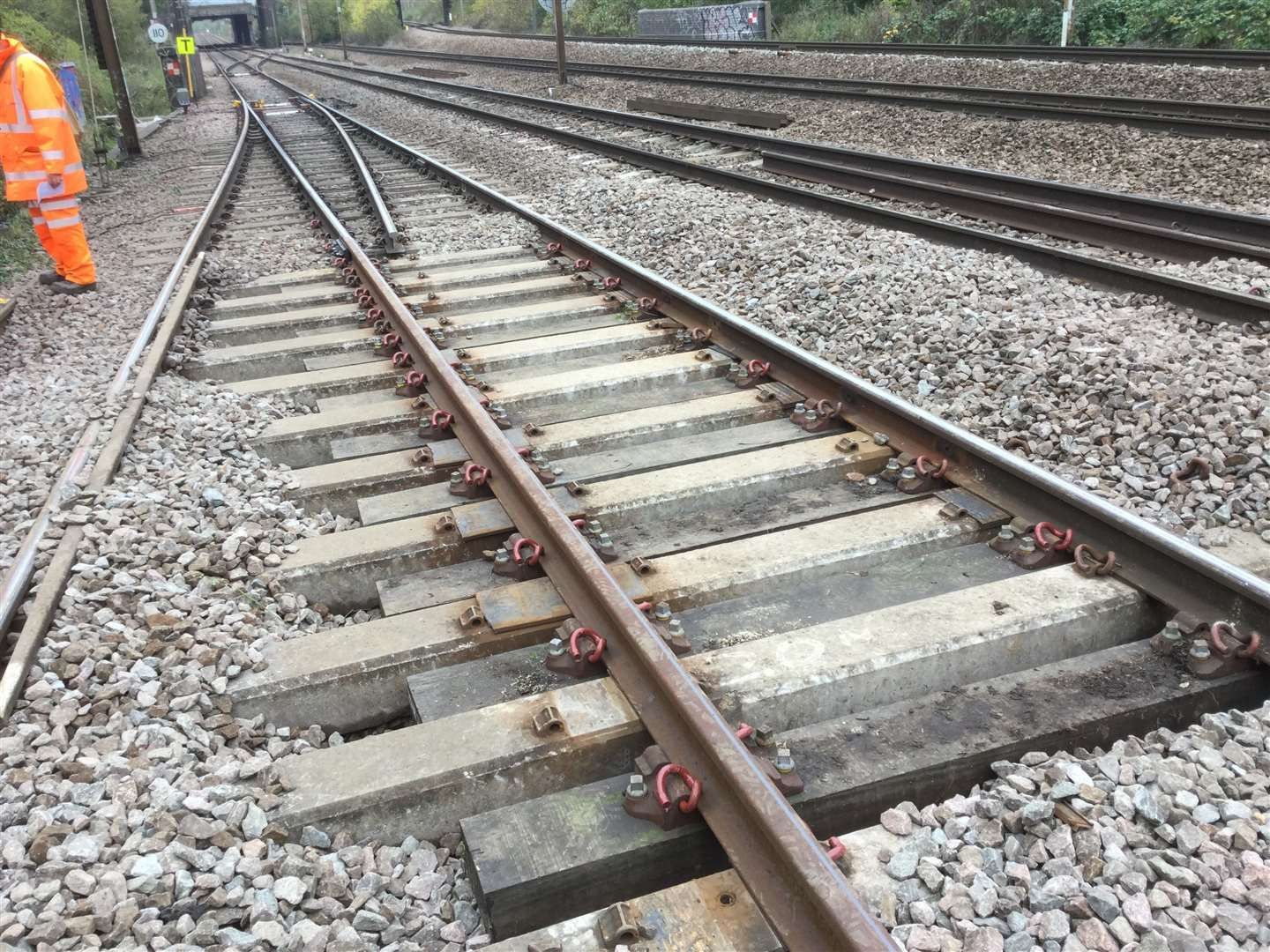 A full service has now resumed after the disruption on the ...