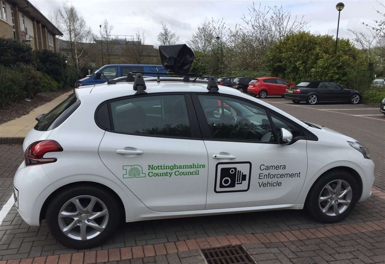 Another CCTV car to crackdown on parents parking illegally on the school run