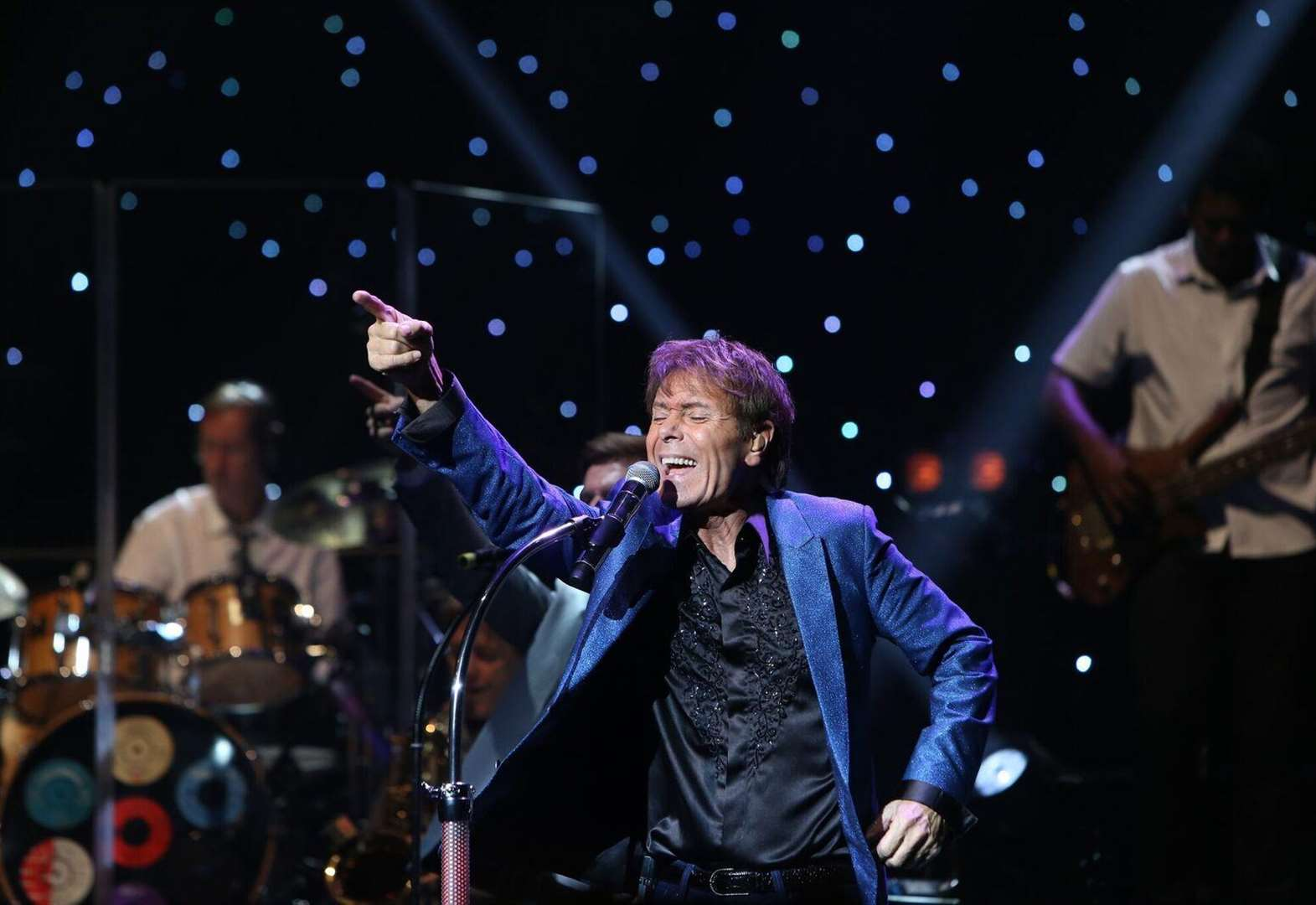Cliff Richard 60th Anniversary Tour