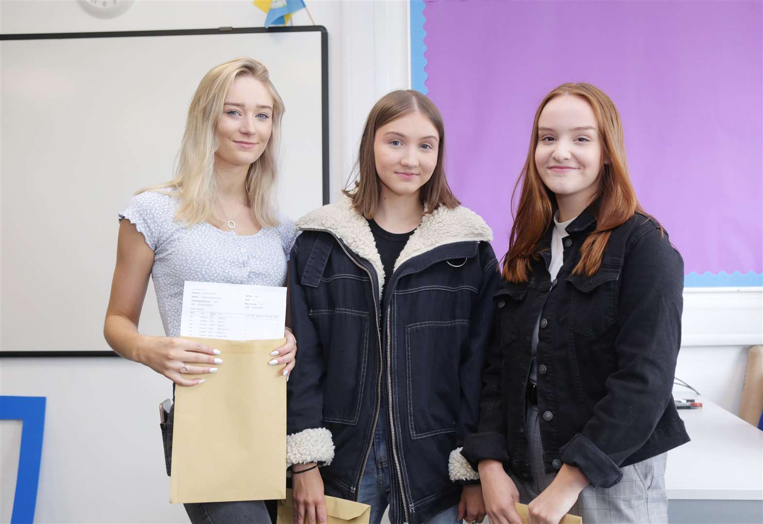 Record-breaking GSCE results at Toot Hill School