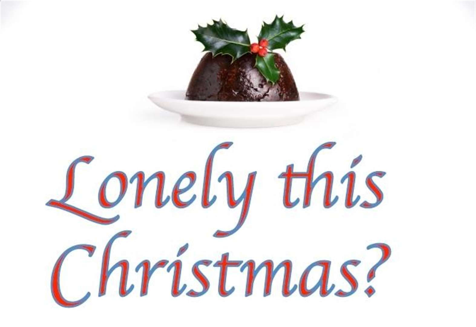 Lonely are offered a Christmas lunch invite