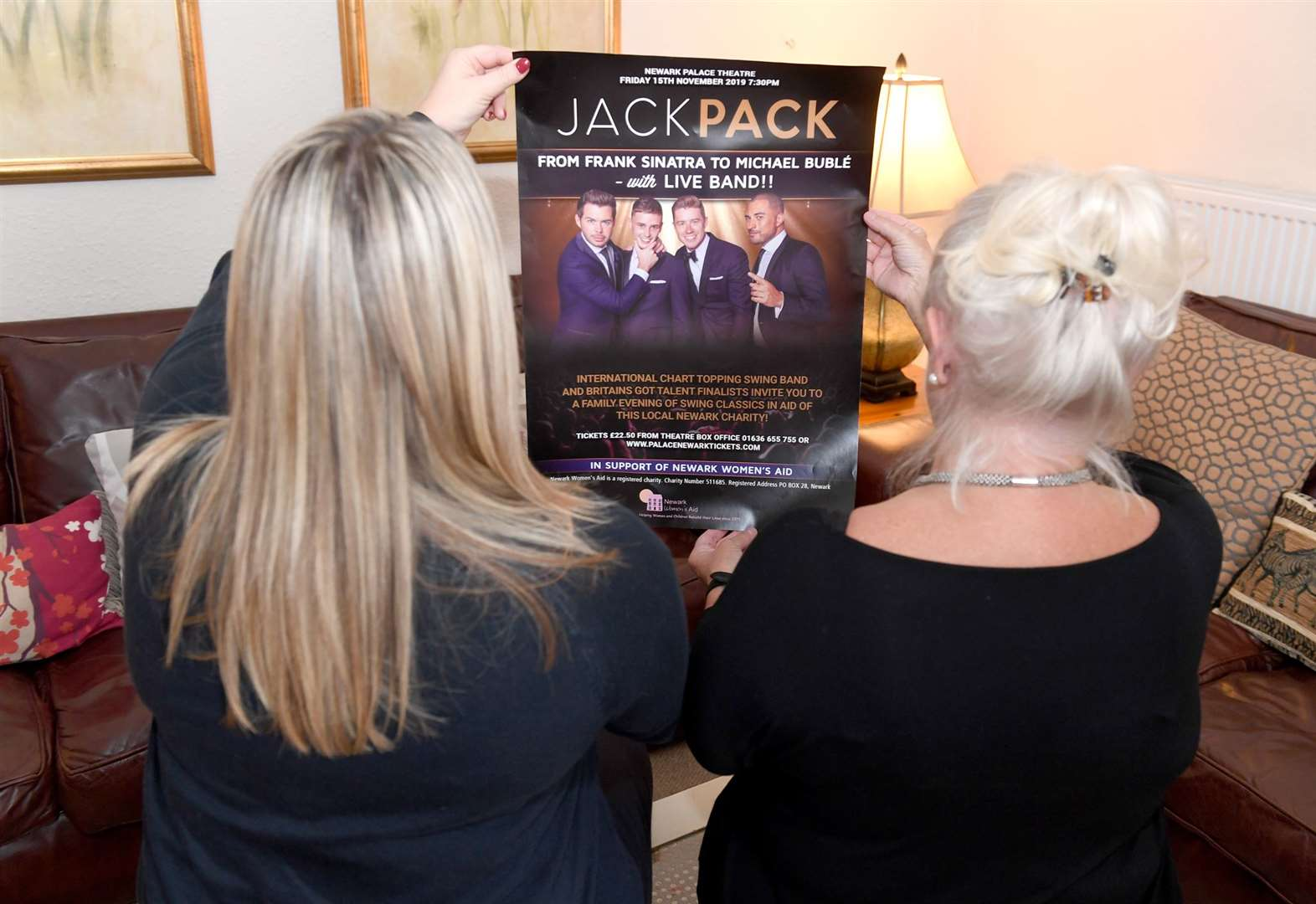 Final tickets available for Jack Pack show