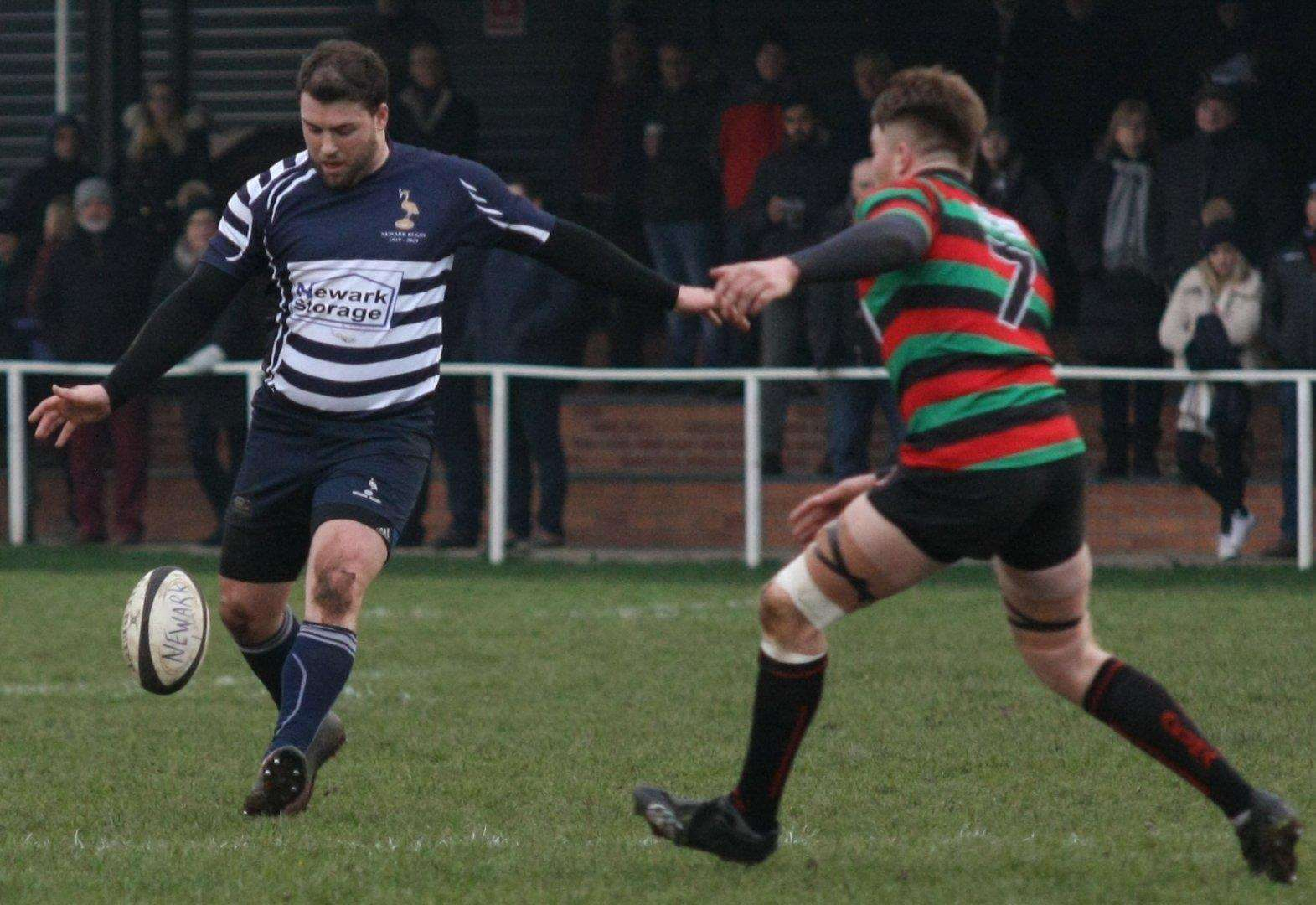 Newark find form against Dronfield