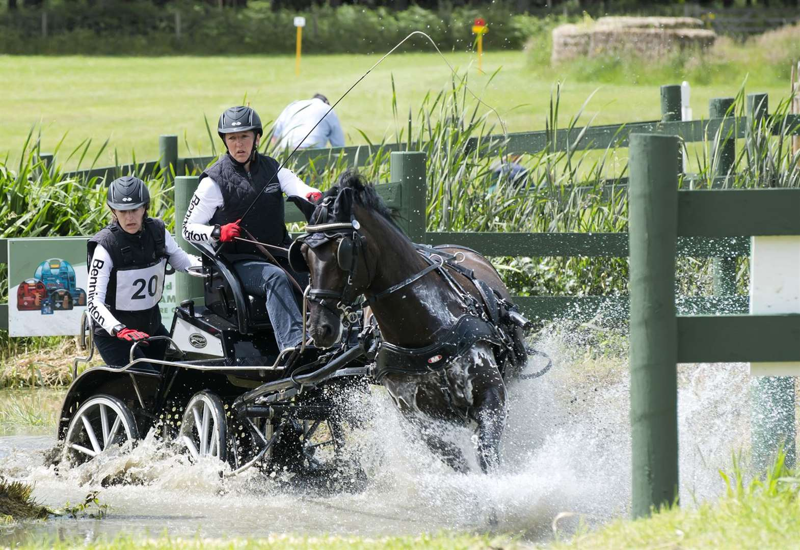 Win family tickets for Osberton Horse Trials