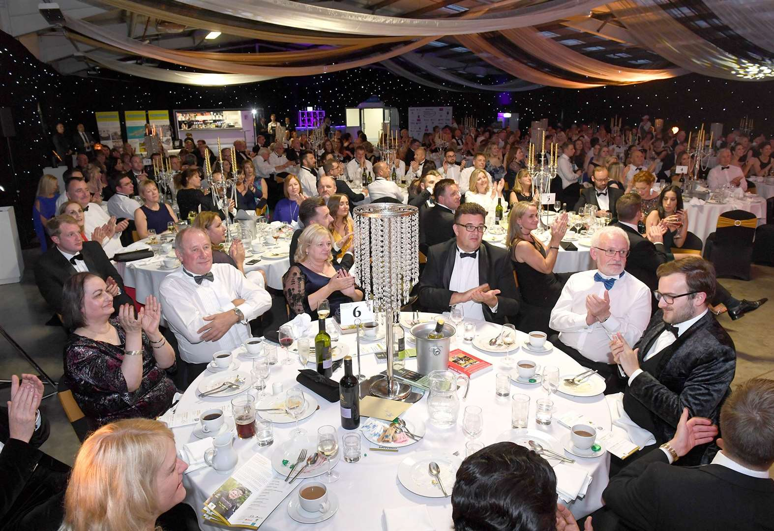 More photos from the Newark Business Awards.
