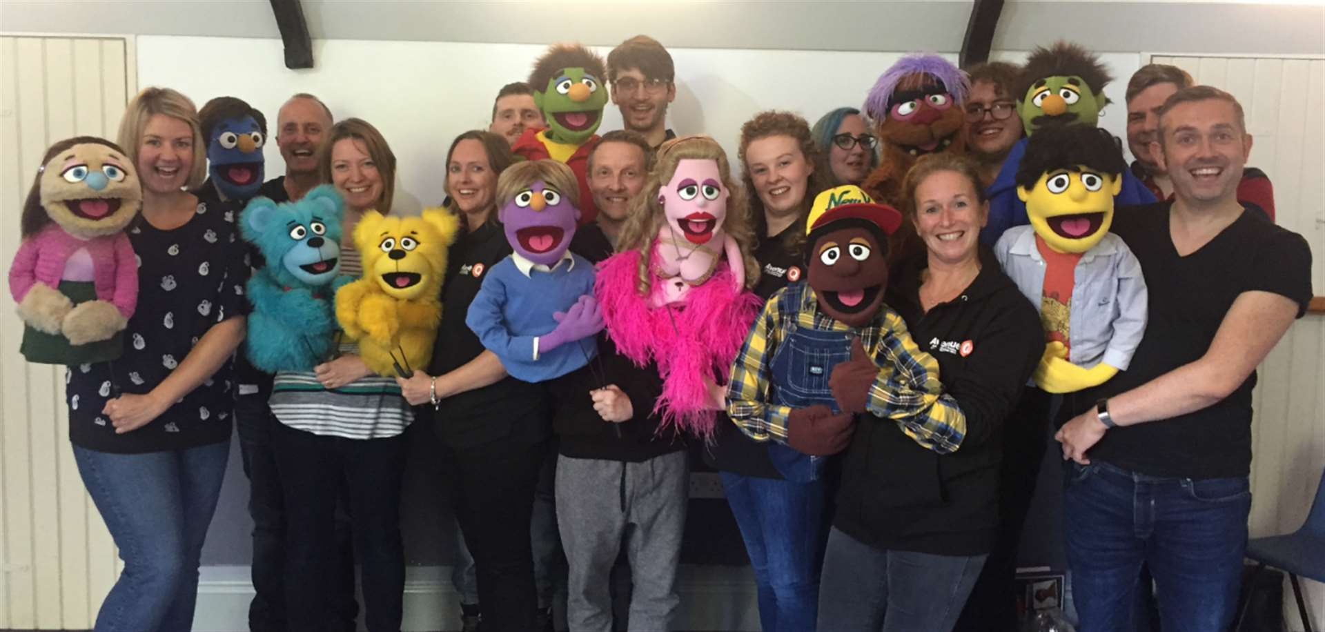 Plenty of humour in a great visit to Avenue Q