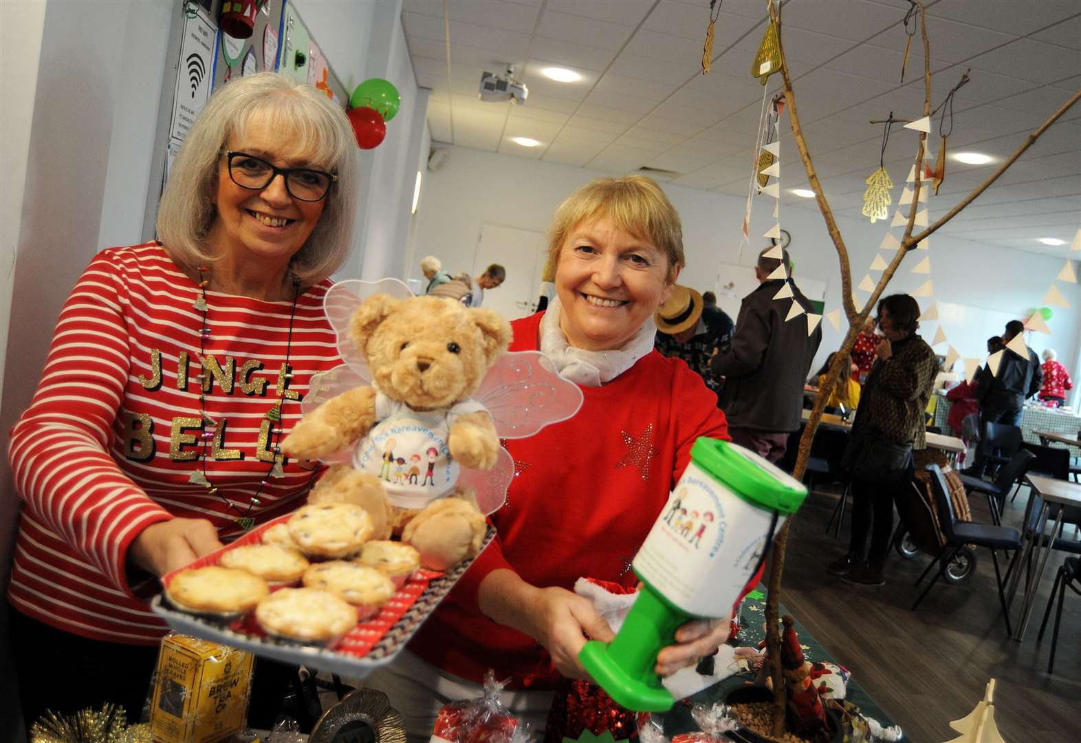 Festive cheer for children's cause