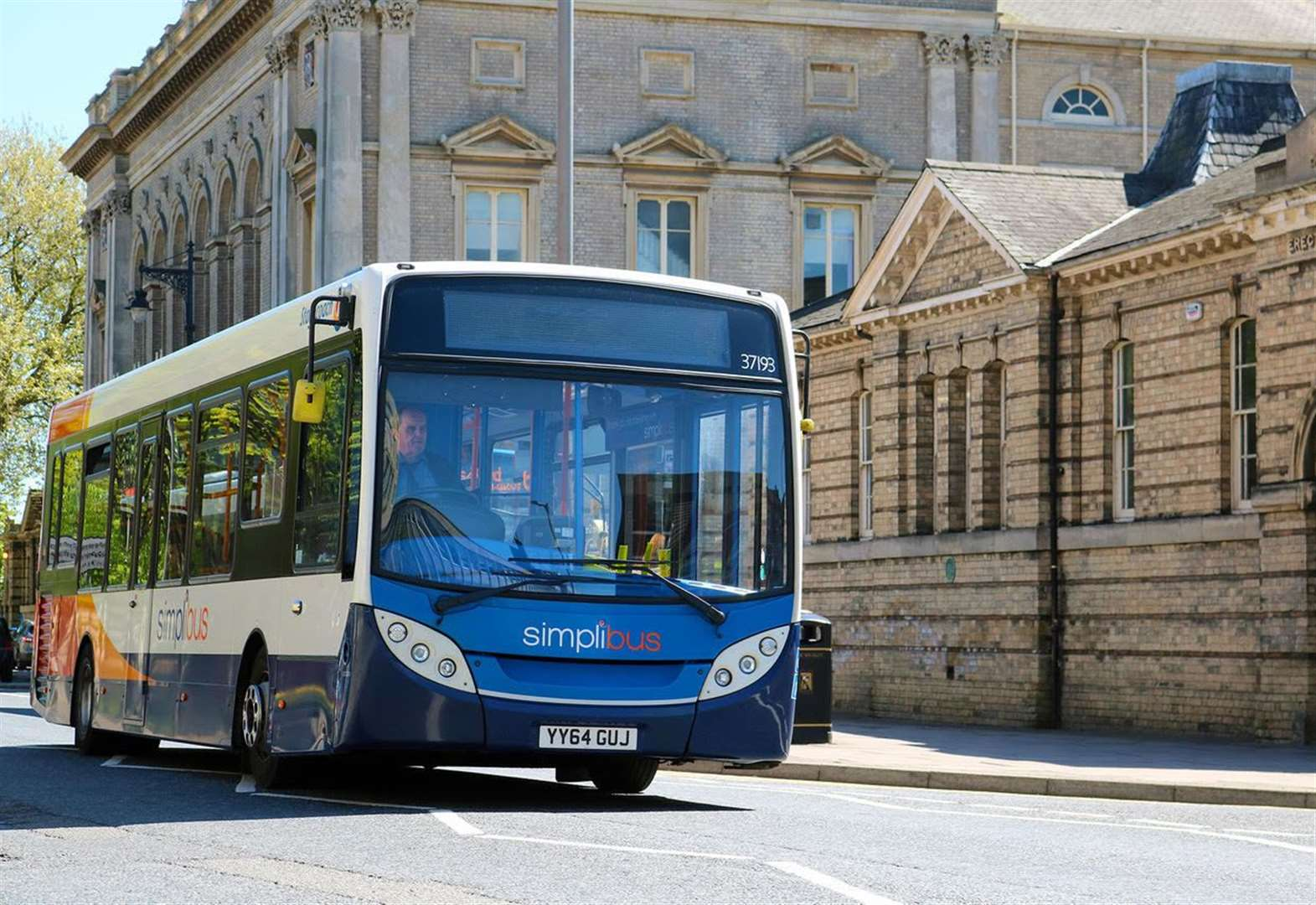 Stagecoach offers free bus travel to servicemen and women past and present