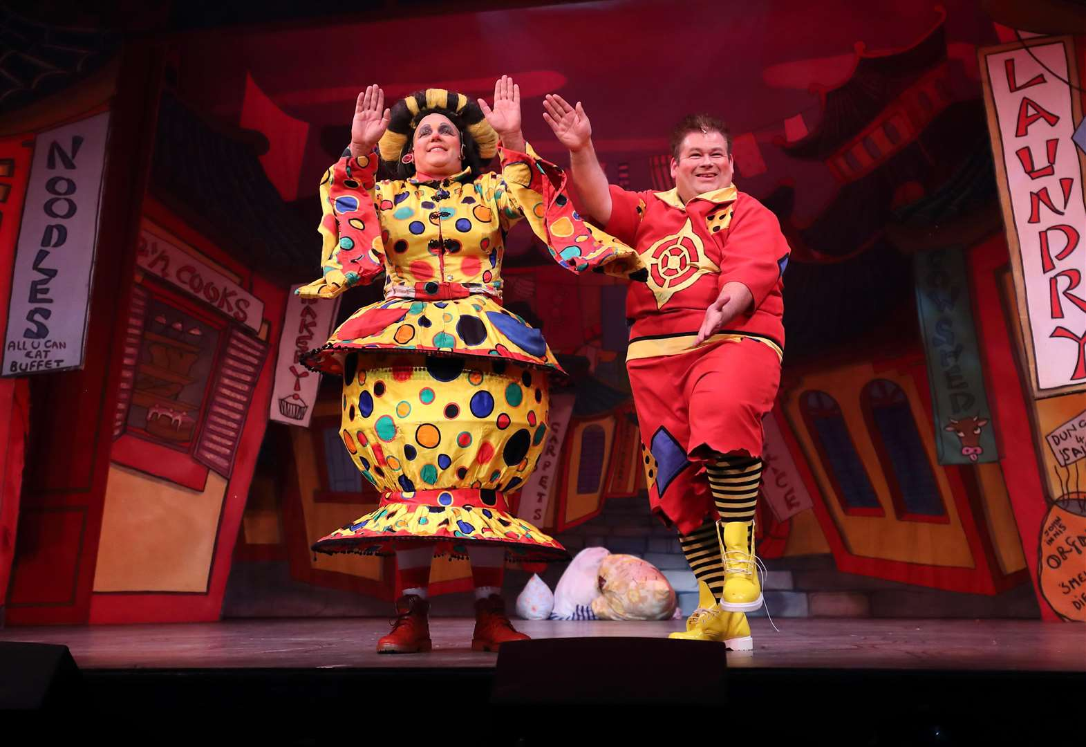 Aladdin: Family pantomime worth seeing