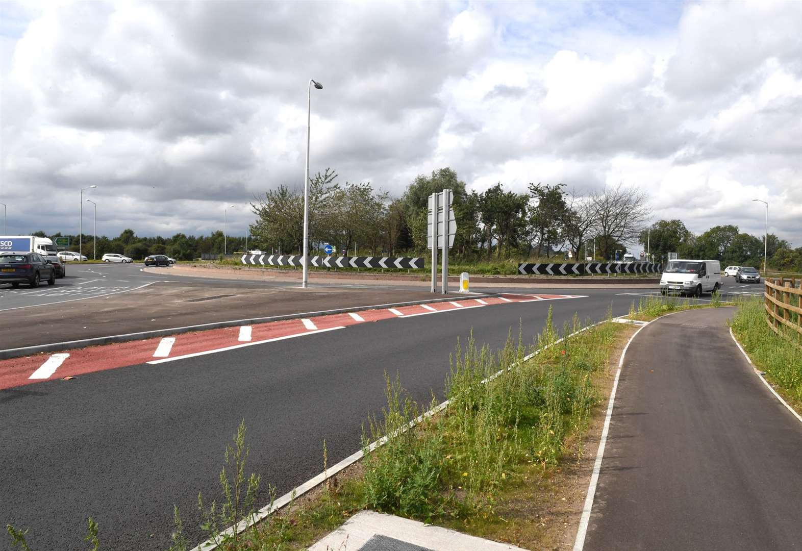 POLL: Do you think the cattle market roundabout is dangerous?