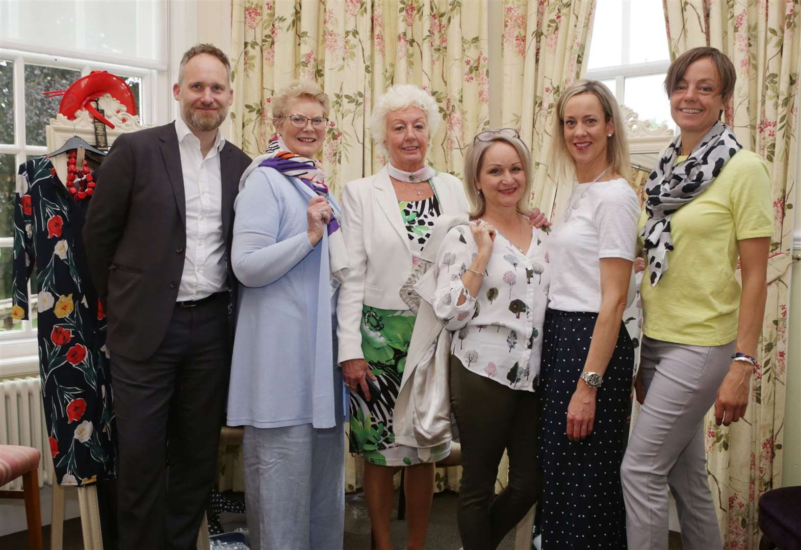 Hospice funds boosted by annual fashion show lunch