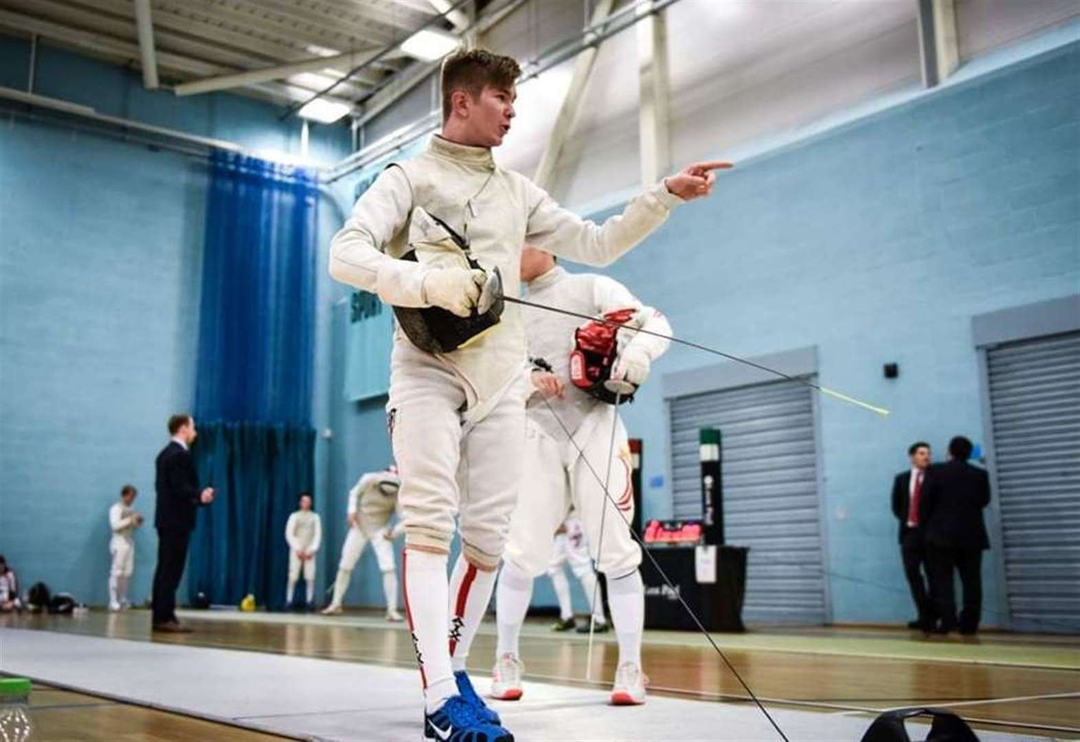 Howlett top for GB in World Cup