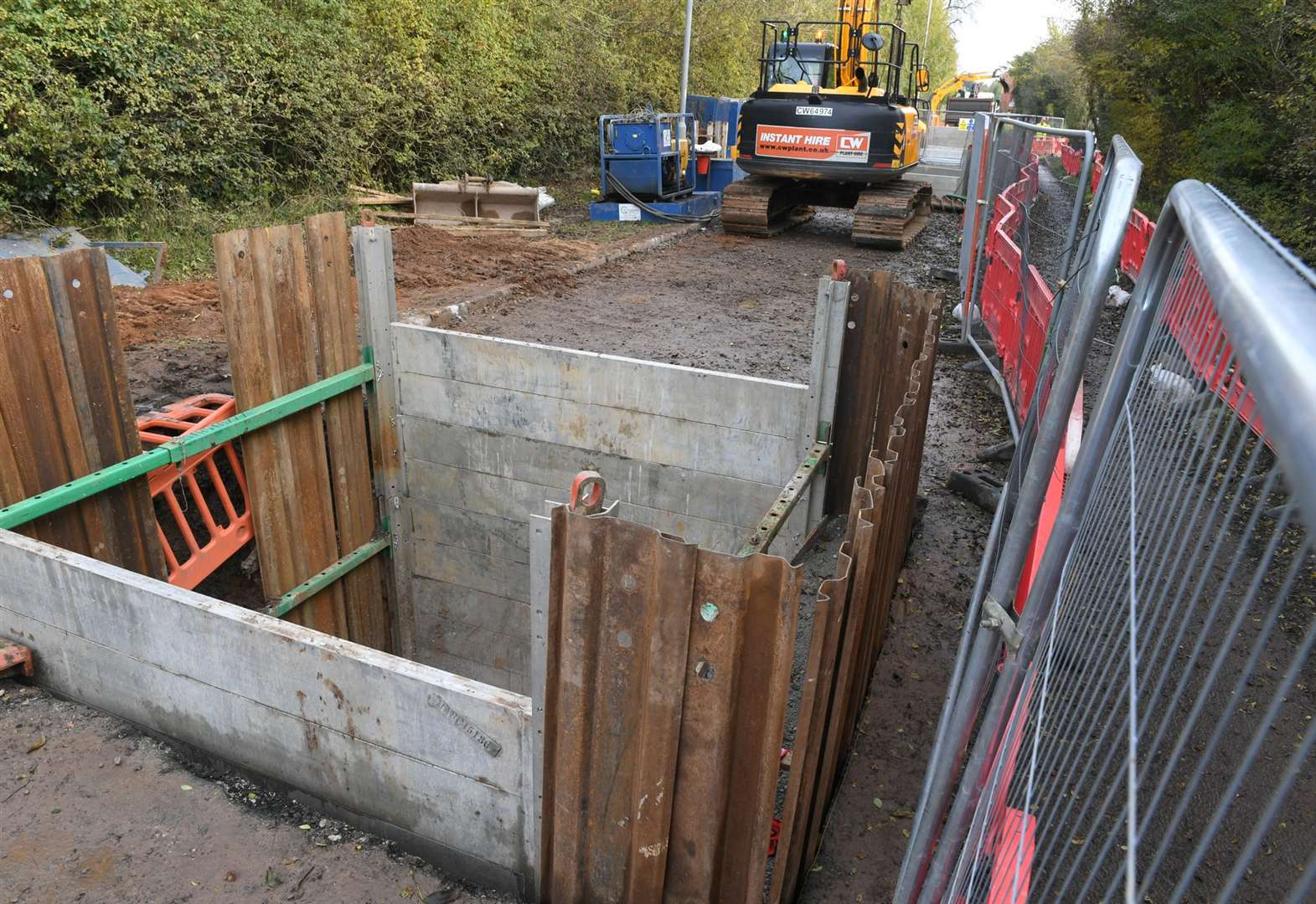 Super gullies at centre of £4.3m flood prevention project in town