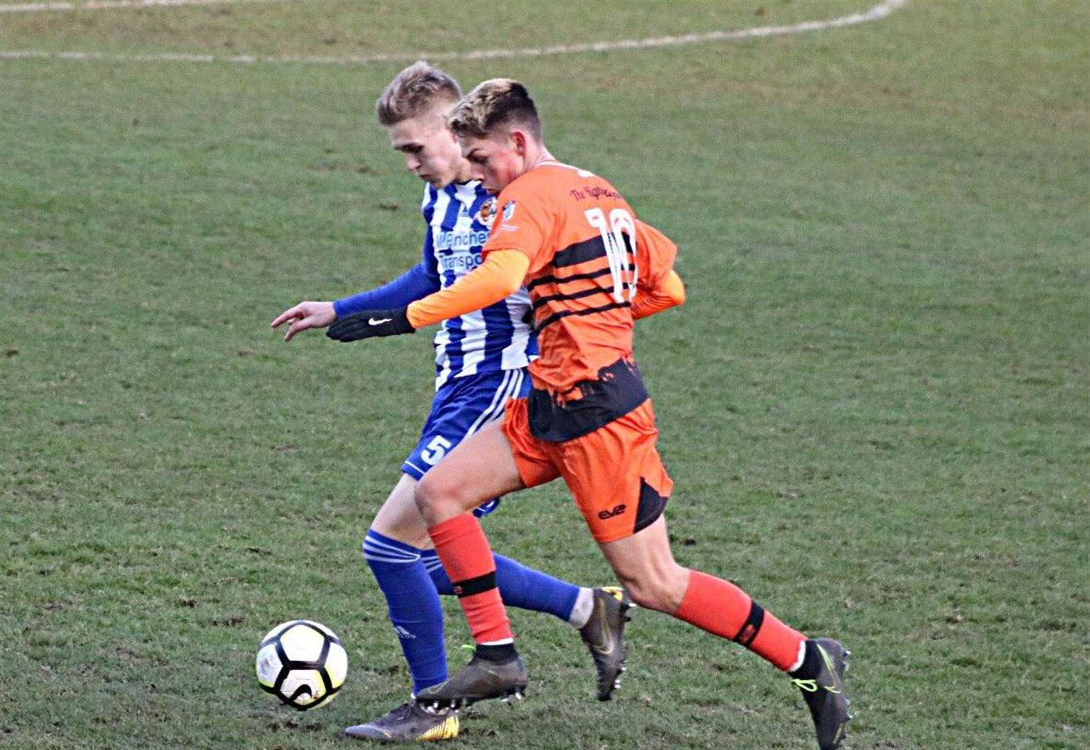 Goodson brace seals points as Flowserve race past Warwick