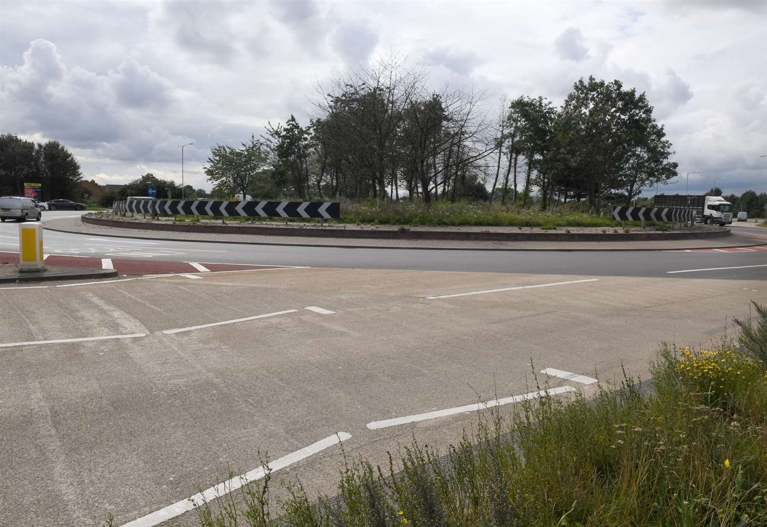 Roundabout revealed as one of Britain's worst