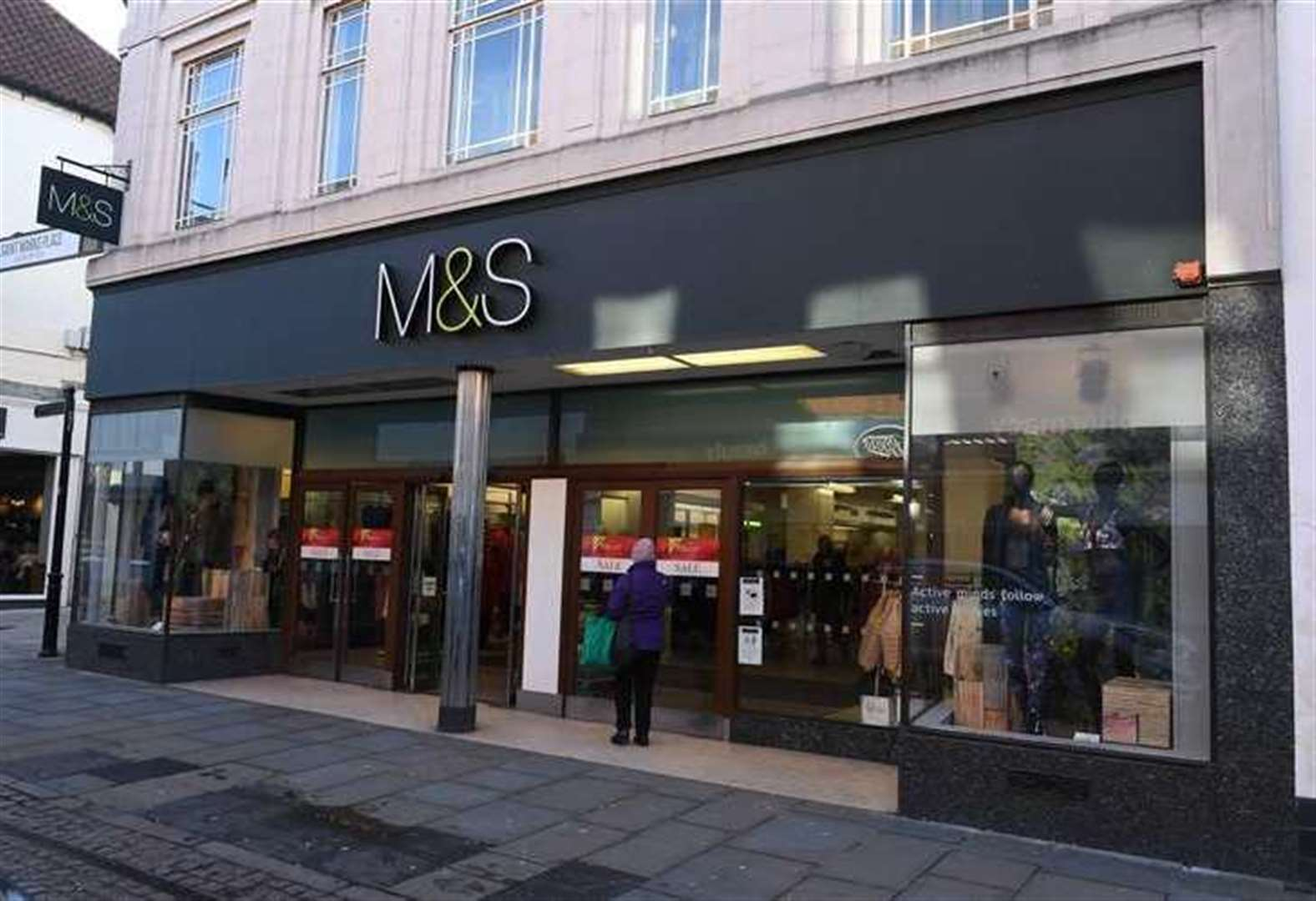POLL: Has the closure of M&S affected the town's businesses?