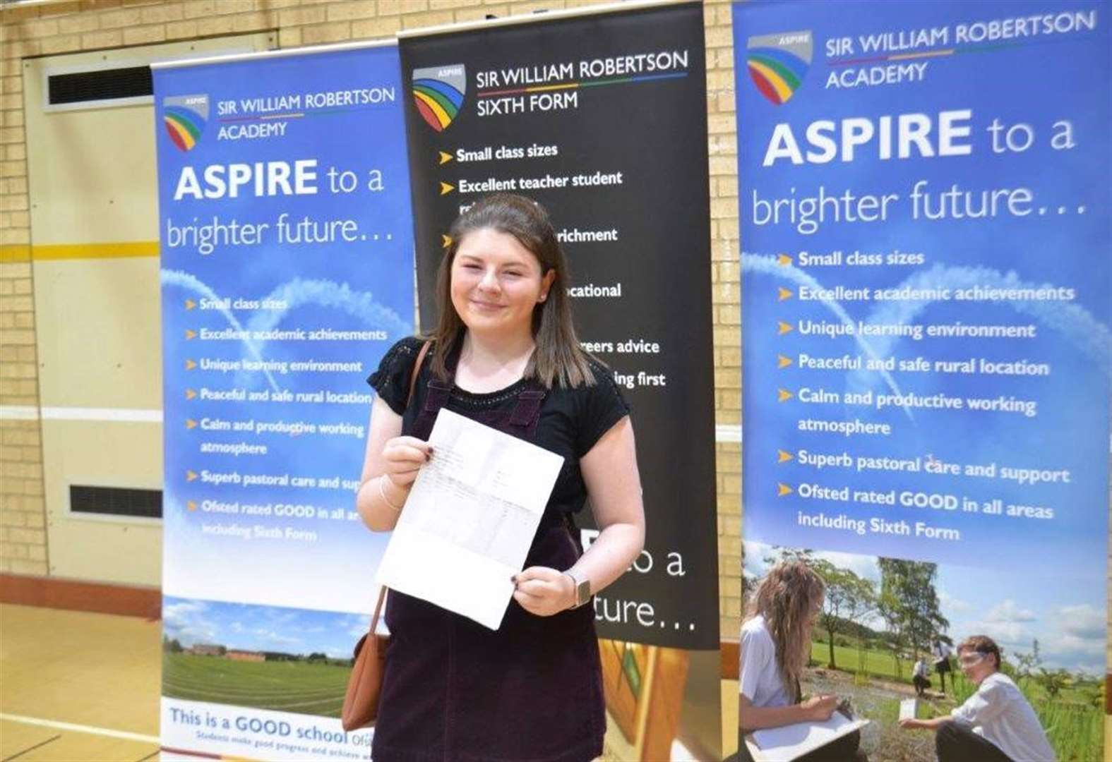 Sir William Robertson Academy achieved highest ever results
