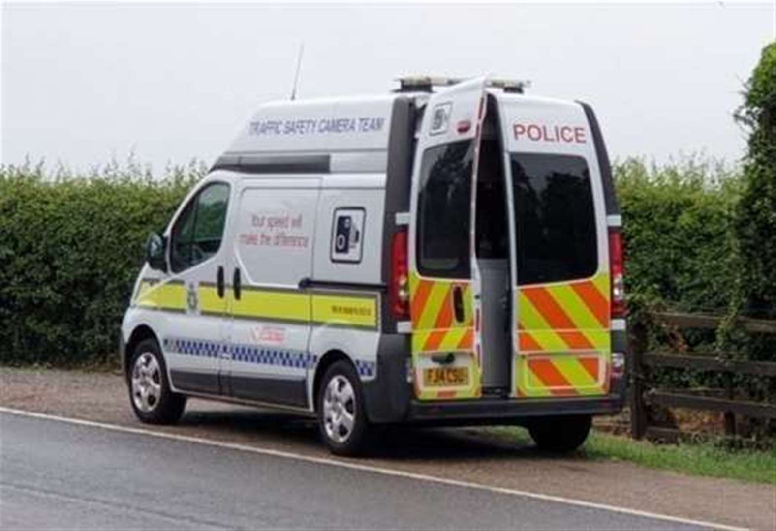 Here's where mobile speed cameras are situated in this week...