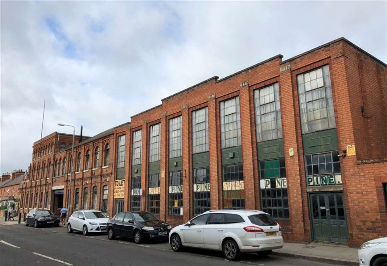 Estate agents to sell town centre warehouse for £1.5m