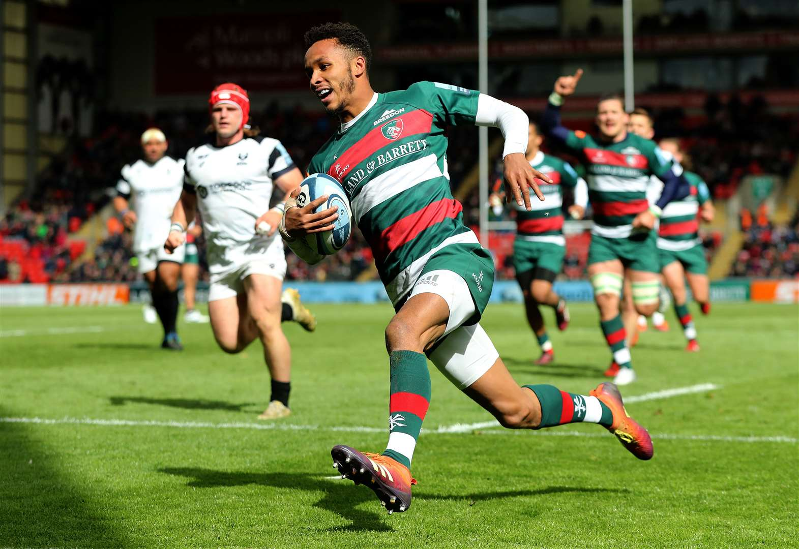 Leicester Tigers call-up for former Newark players