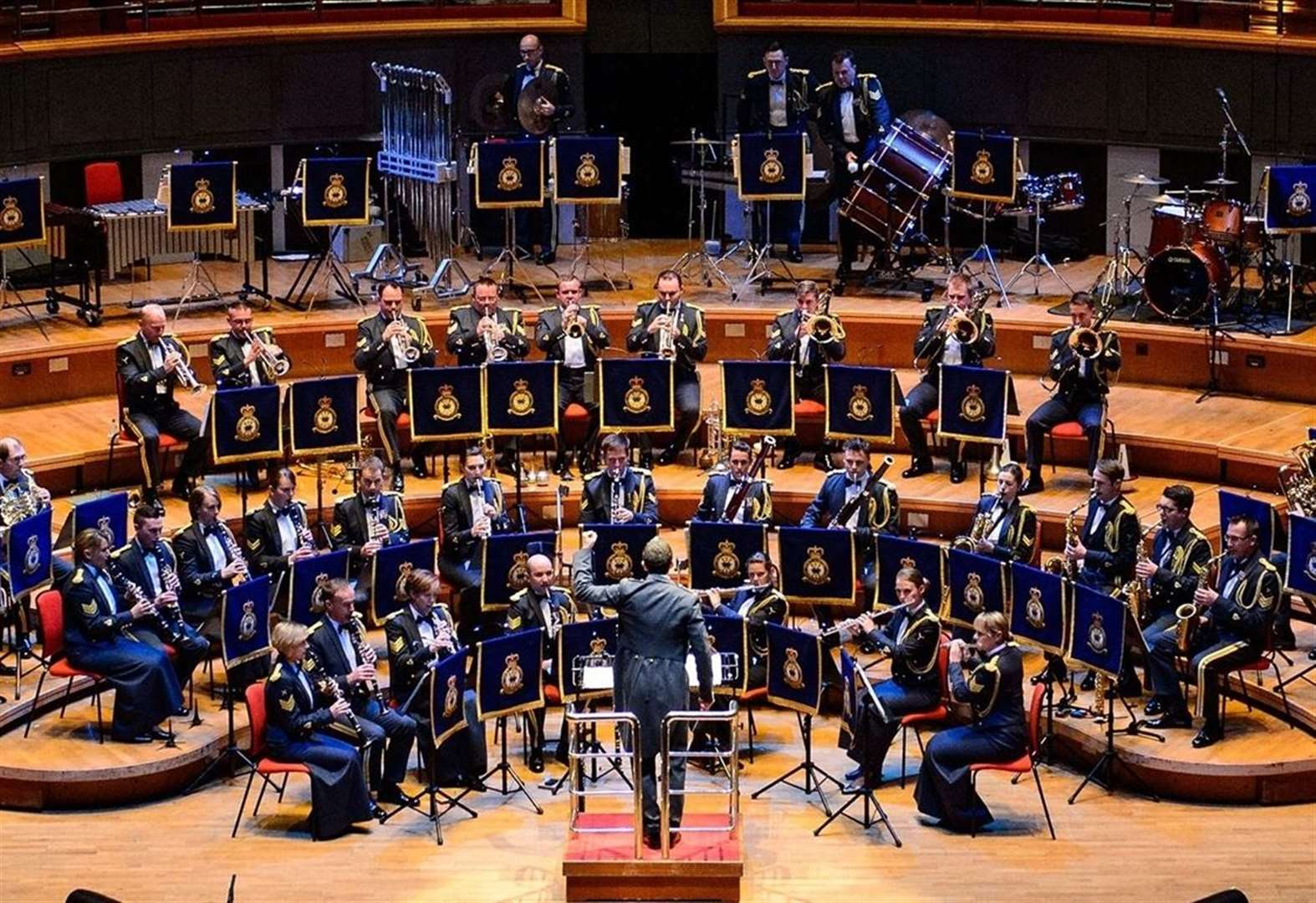 Band of the Royal Air Force College concert to mark charity anniversary