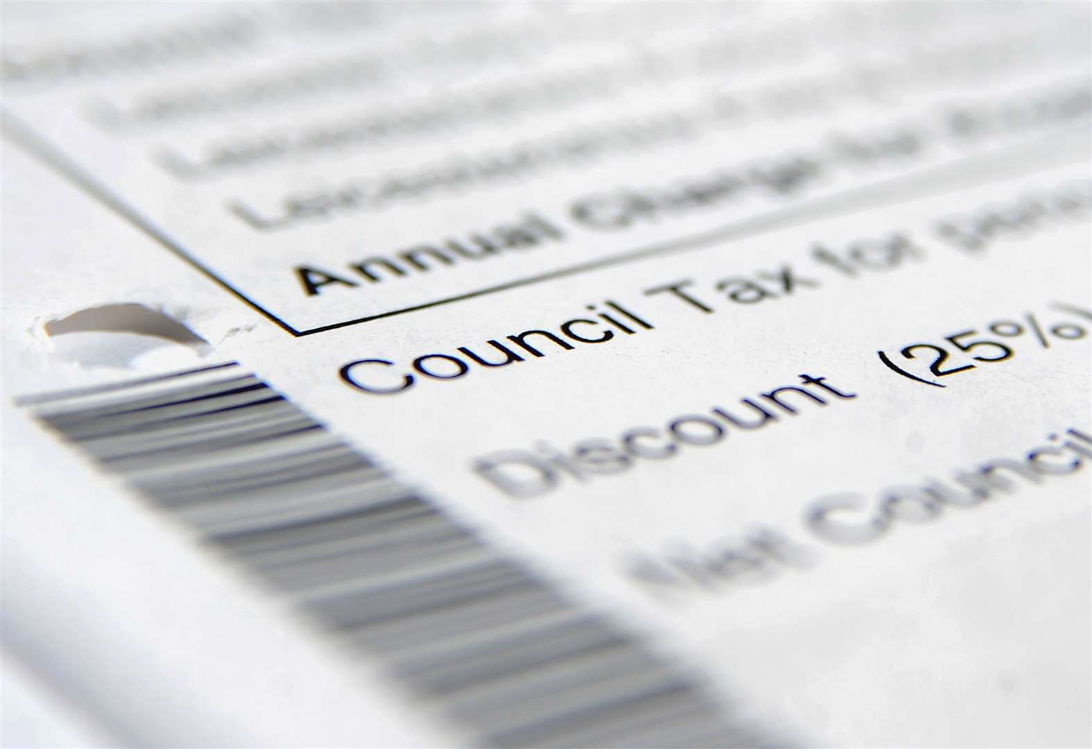 Figures reveal £1m council tax increase