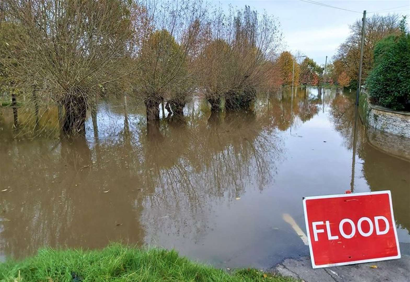 Support for residents and businesses affected by flooding