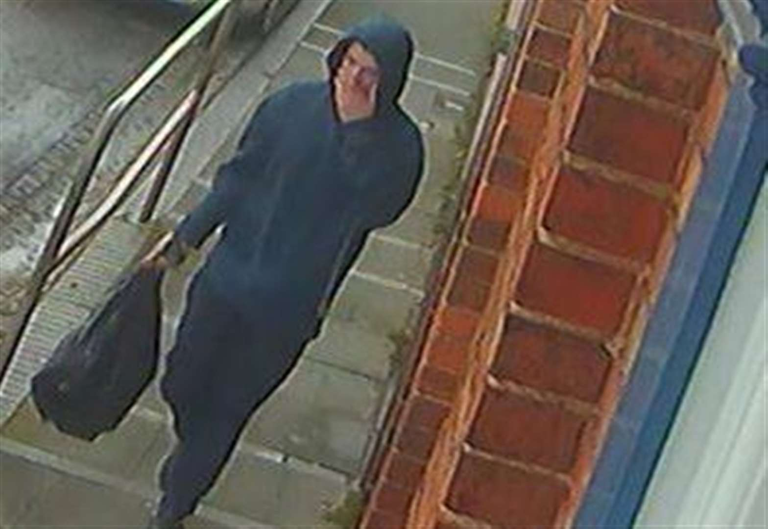 Police appeal after burglary