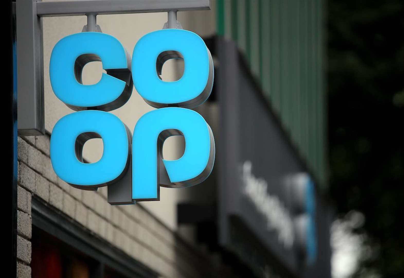 Co-op respond after store is attacked