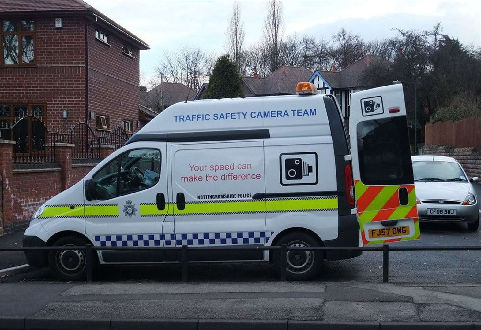 Locations of mobile speed cameras this week