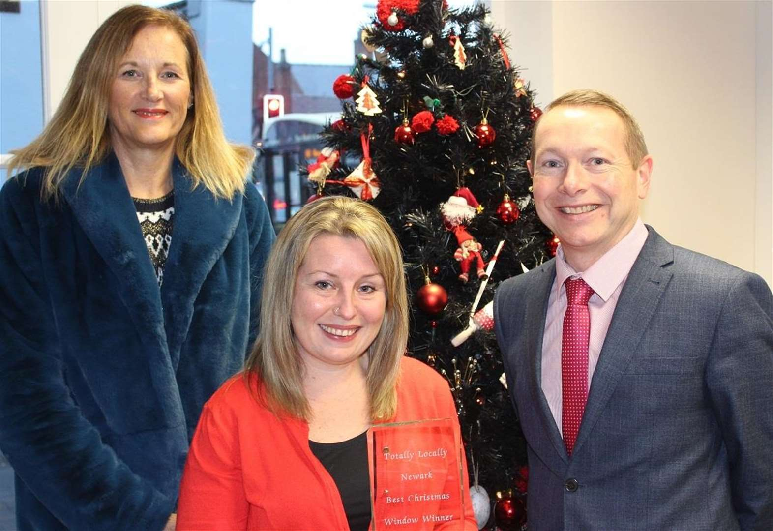 Winner of festive display announced