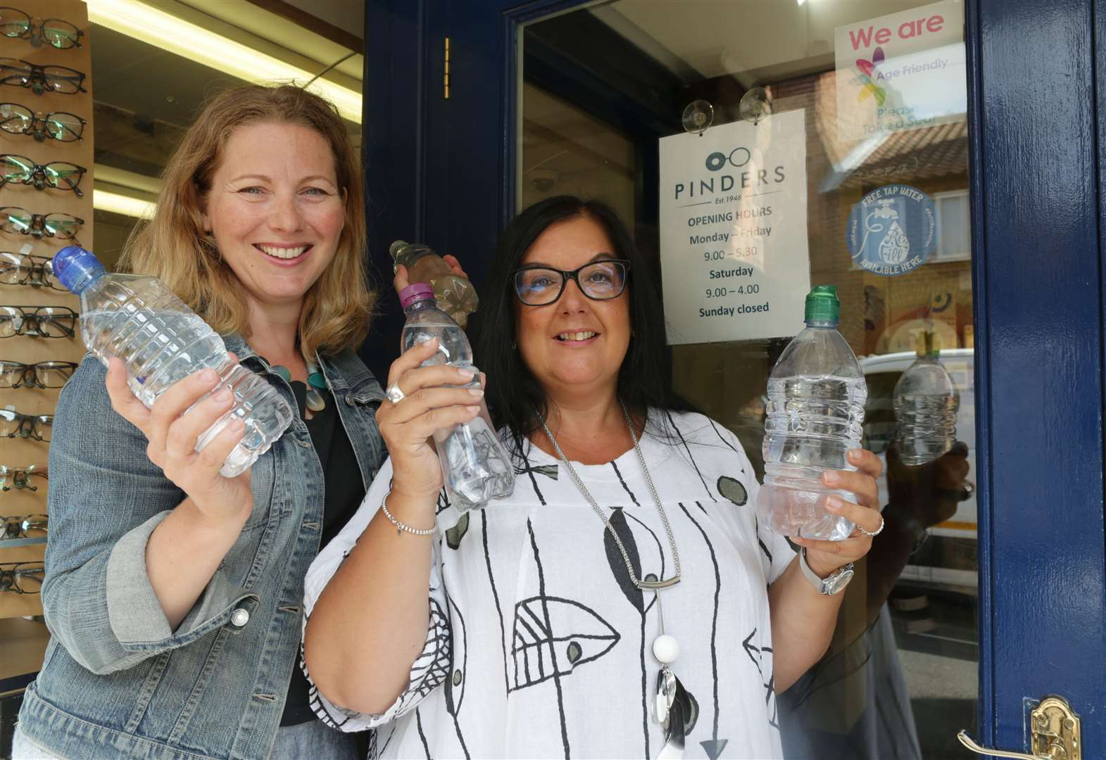 A thirst for change ­— 'There is no need to buy bottled water'
