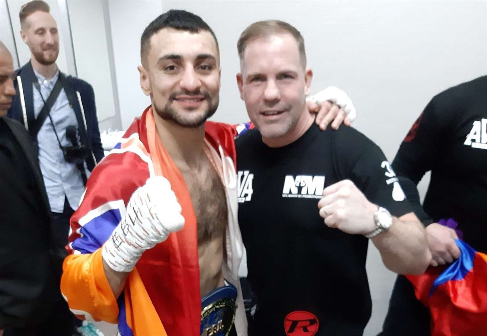 Avanesyan stuns Spain with first round KO