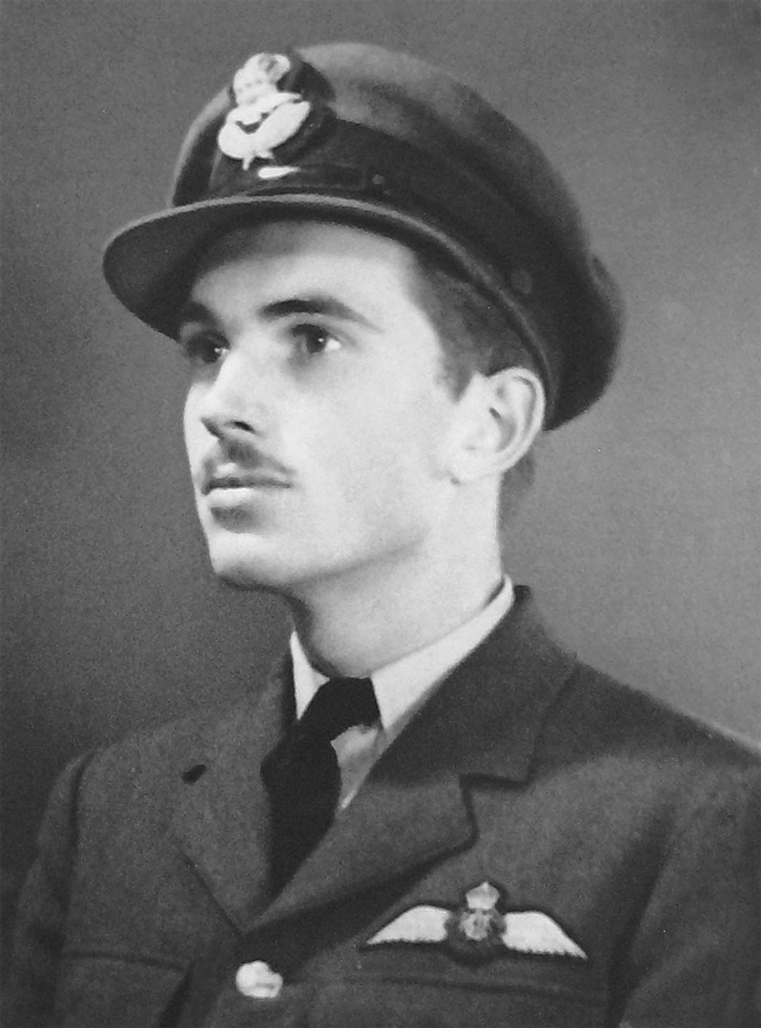 Pilot Officer John Magee