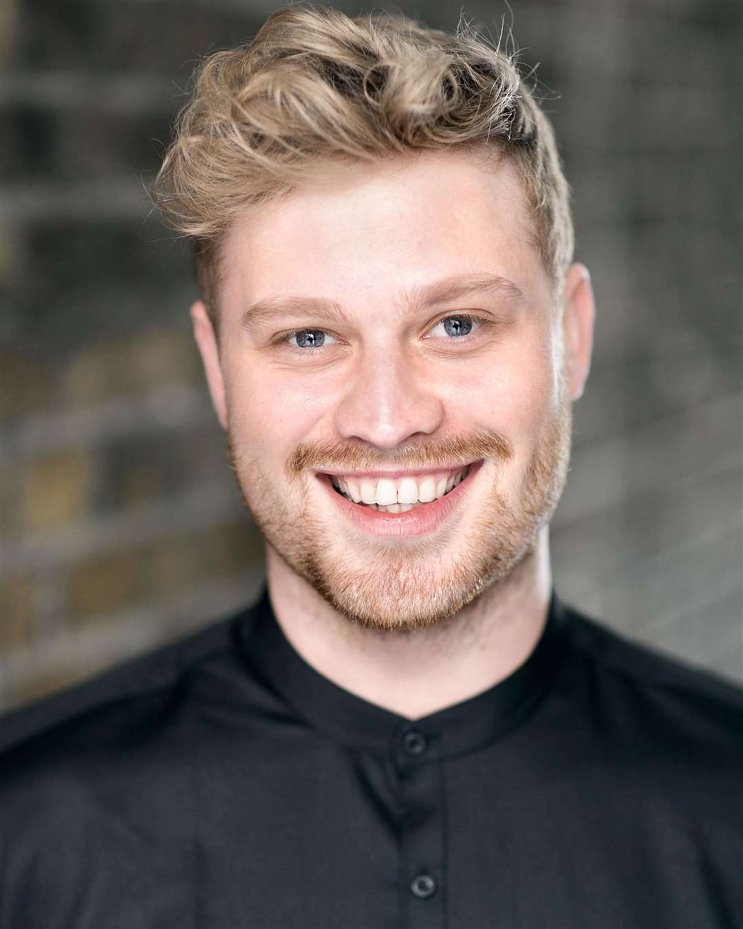 Oscar Conlon-Morrey, 26, from Newark, has been nominated for the What's On Stage Awards. (23455810)