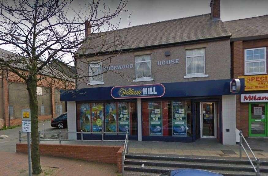 Bookmaker William Hill announces 700 branch closures