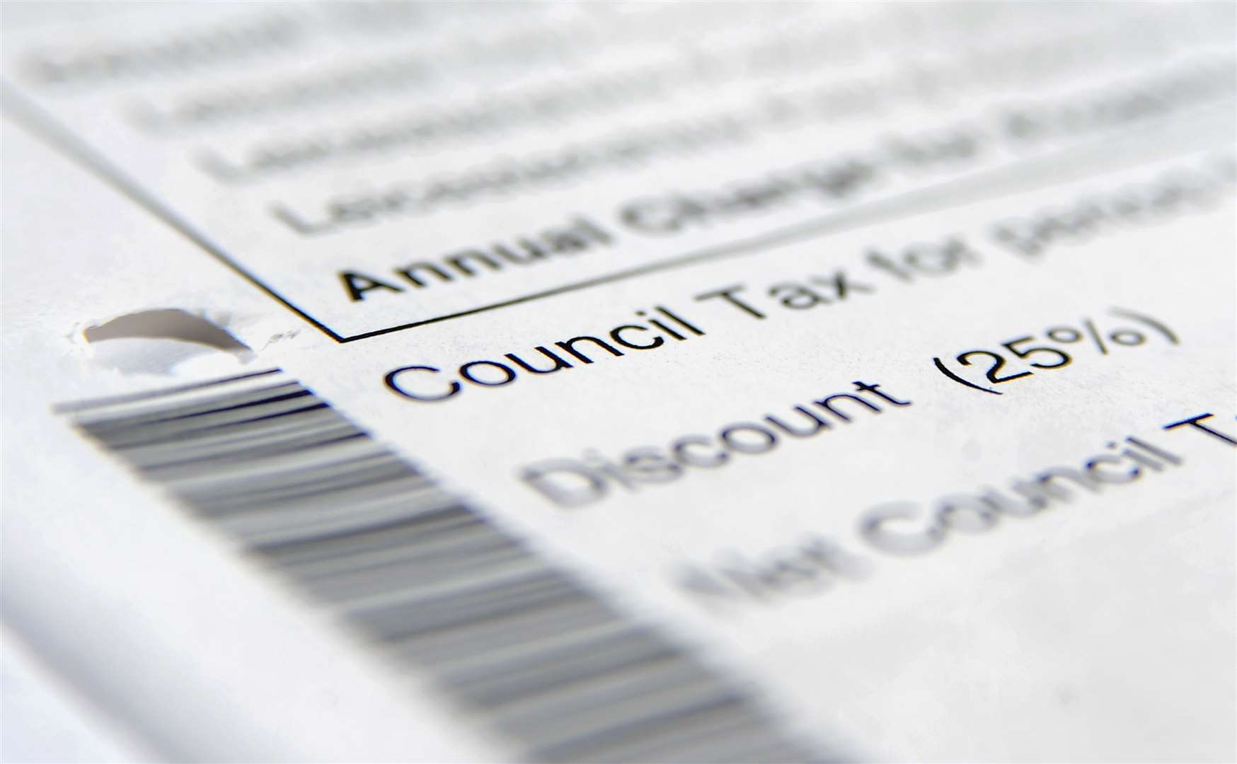 A long-overdue review of council tax bands is needed to help plug the £5 billion funding gap local authorities are facing, a committee of MPs has said. (15775107)
