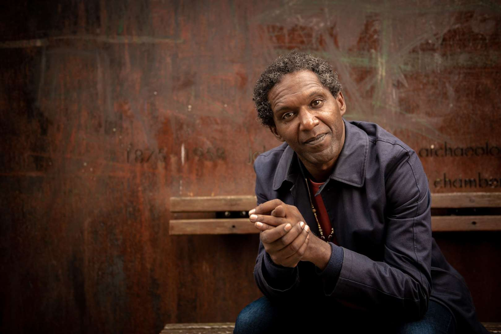 Lemn Sissay. Photo: Slater King (42930052)
