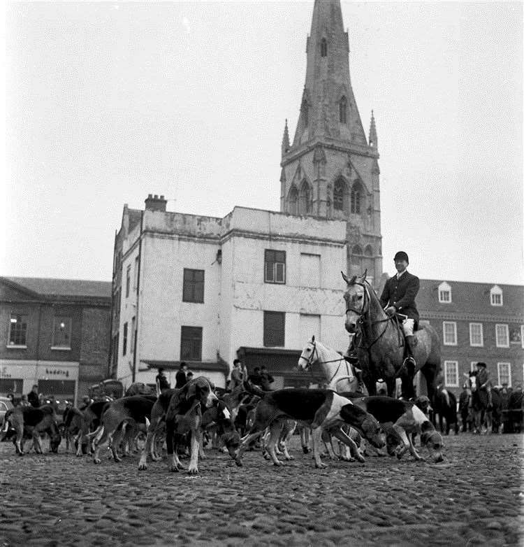 POLL: Was Newark Town Council right to ban South Notts Hunt? (17061024)