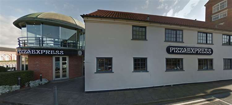 The Future Of Pizza Express Restaurant Newark In Doubt As