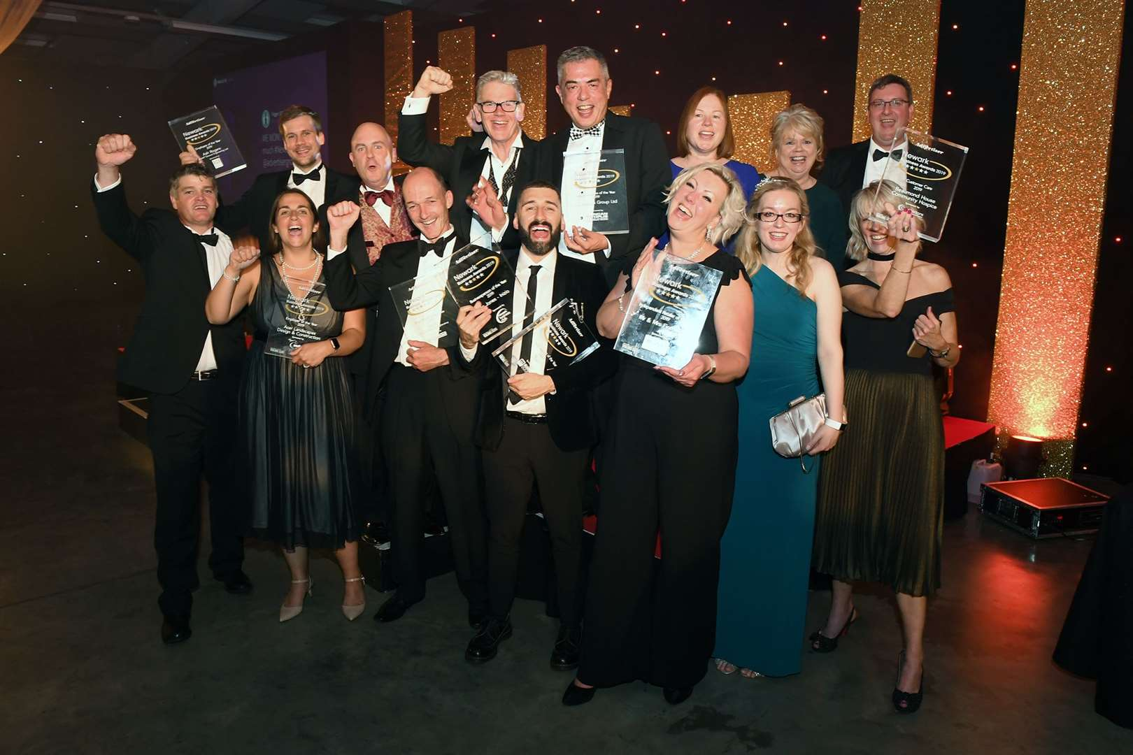Newark Business Awards 2019. (39335979)