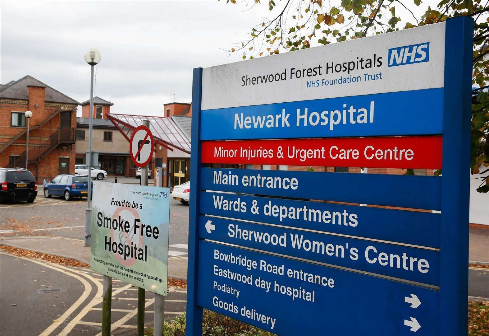 Newark Hospital could benefit from the funds (40965834)