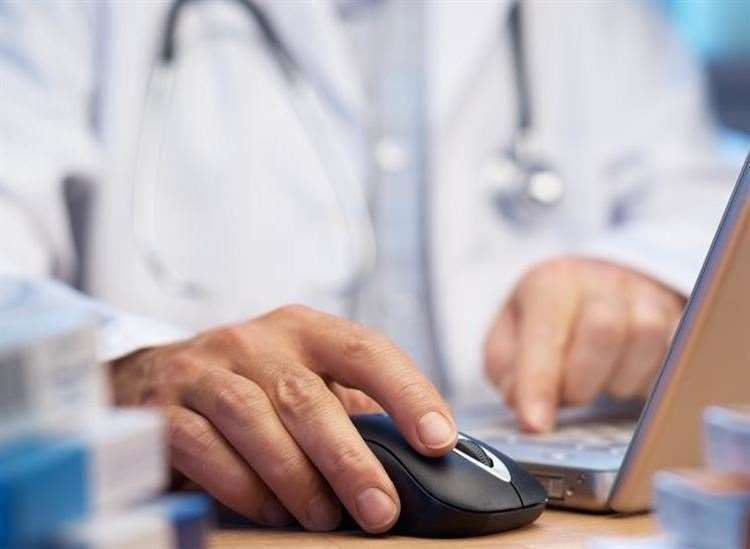 If you need to obtain a sick note do it online - don't contact your GP during this time (32216790)
