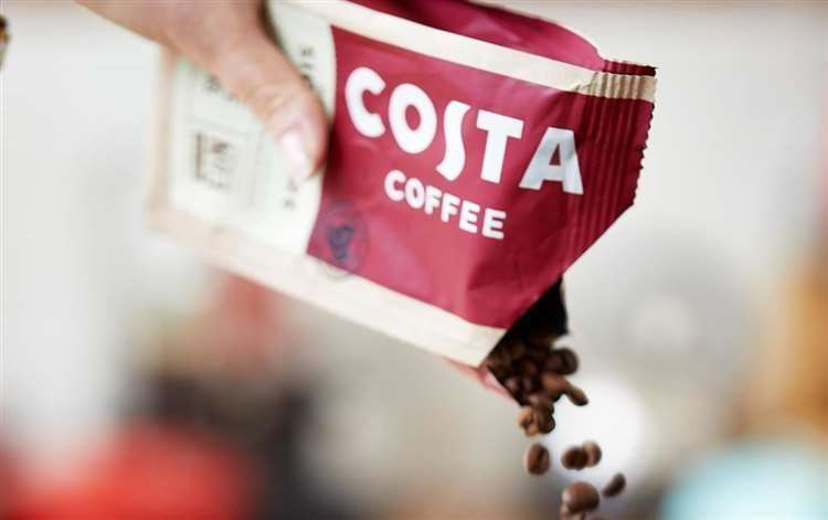 Costa Coffee is bringing back its 50 drinks offer. (46657695)