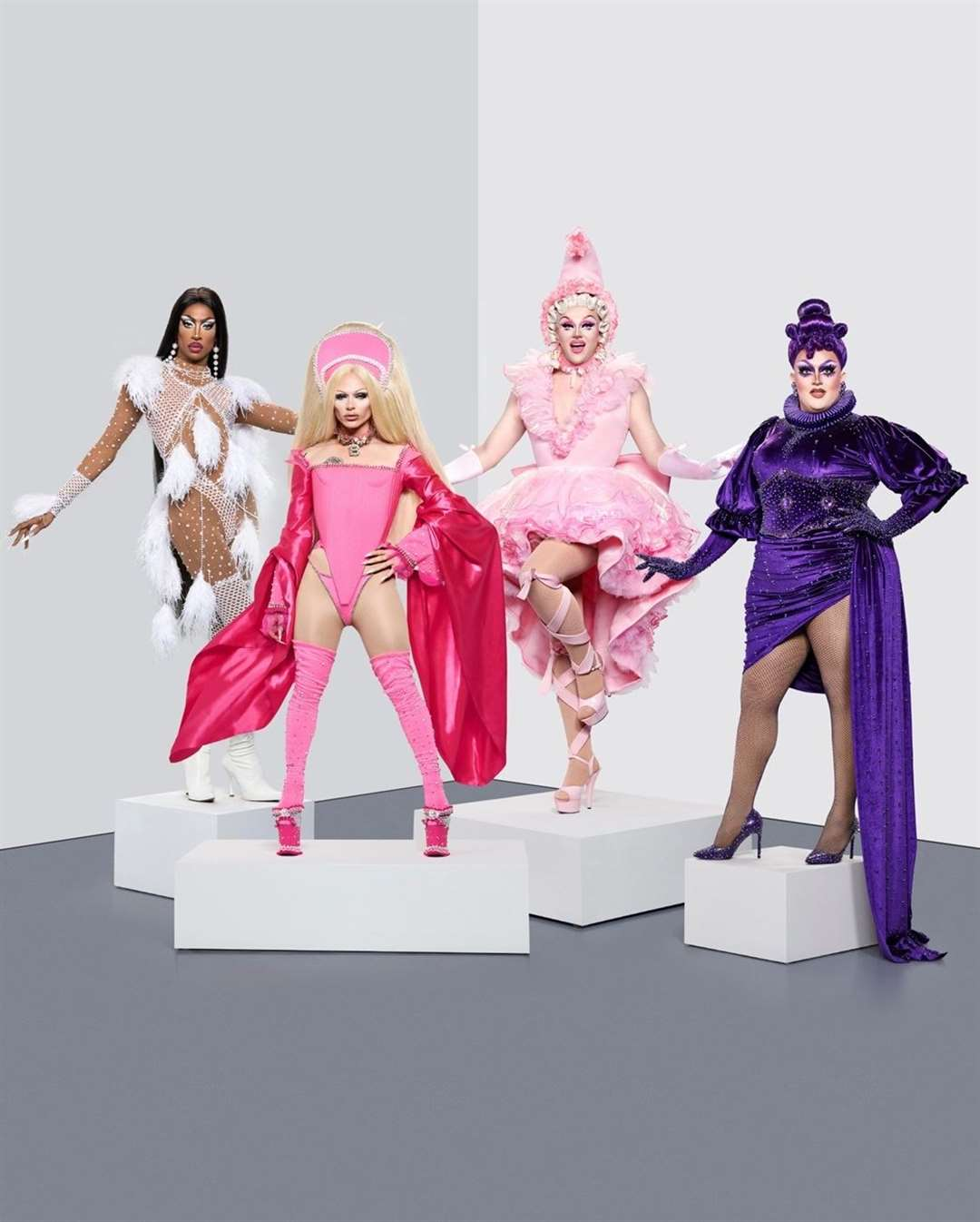 Rupaul's Drag Race is returning to the UK in 2022. (45717938)