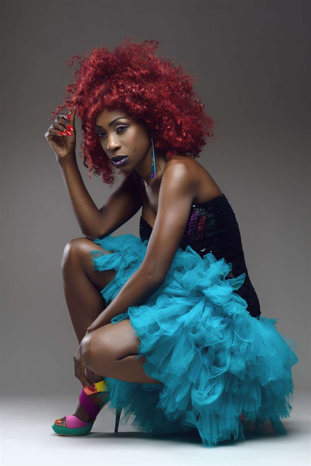 Heather Small. (36528184)