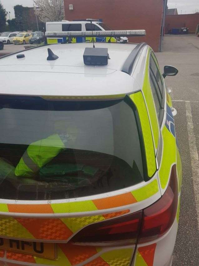ANPR cameras have helped stop a number of vehicles involved in crimes. (46782805)