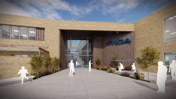 Should the district council give more funding to the YMCA's flagship project?