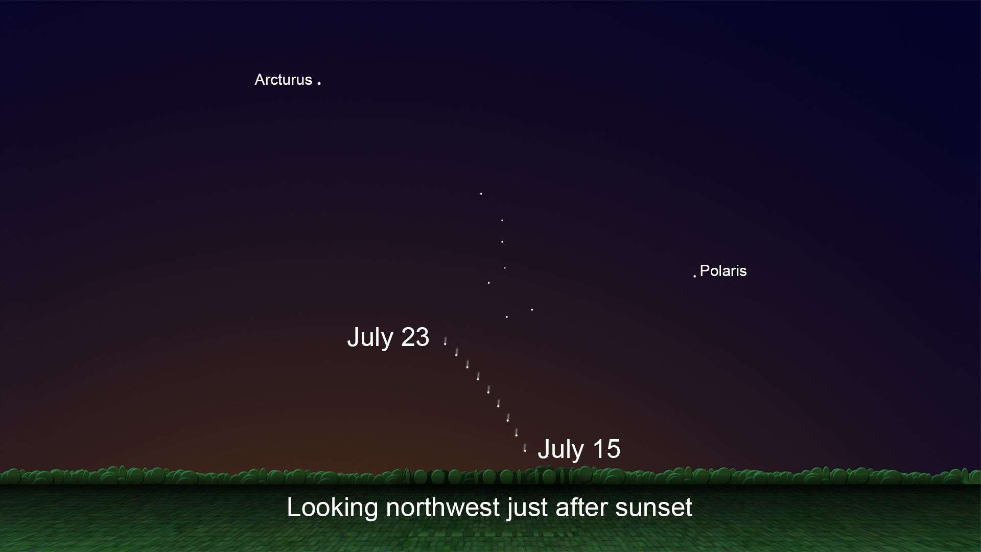 NASA's guide to where to see the comet in late July (38329910)
