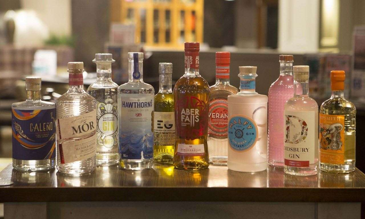 The 17-day gin festival will take place in two Wetherspoon's pubs in the Advertiser area.(28014571)
